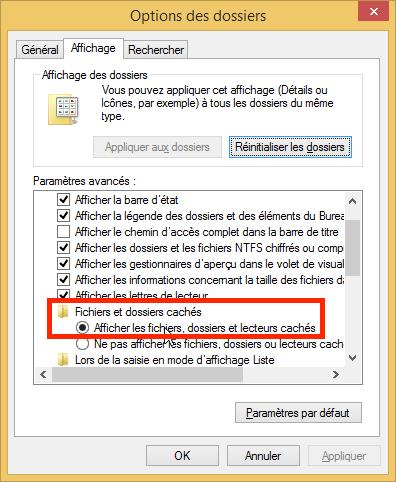 récupérer fichier après formatage